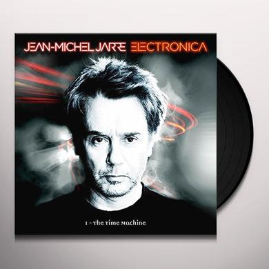Jean-Michel Jarre ELECTRONICA 1: THE TIME MACHINE Vinyl Record