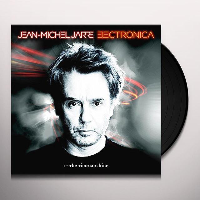 Jean-Michel Jarre ELECTRONICA 1: THE TIME MACHINE Vinyl Record