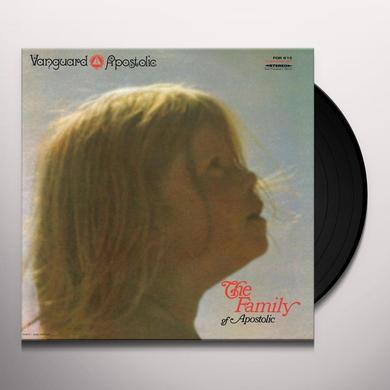 FAMILY OF APOSTOLIC Vinyl Record - Gatefold Sleeve, Limited Edition