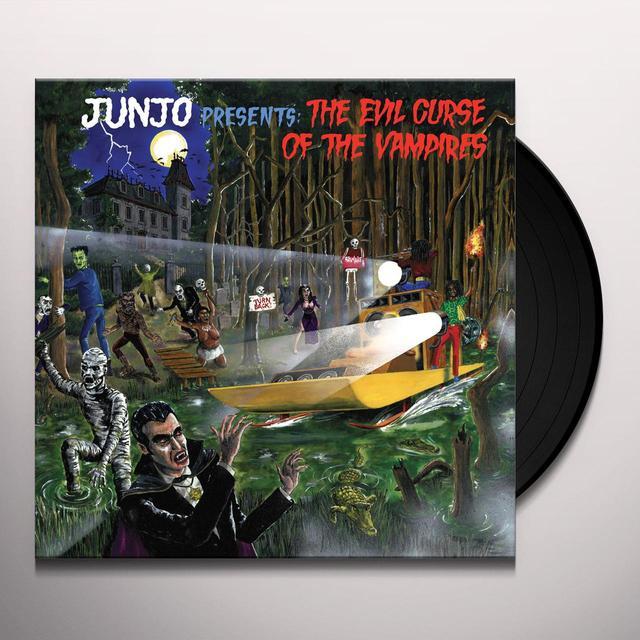 Henry Junjo Lawes JUNJO PRESENTS: THE EVIL CURSE OF THE VAMPIRES Vinyl Record