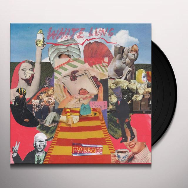 White Lung PARADISE Vinyl Record - Digital Download Included