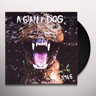 GIANT DOG PILE Vinyl Record - Digital Download Included