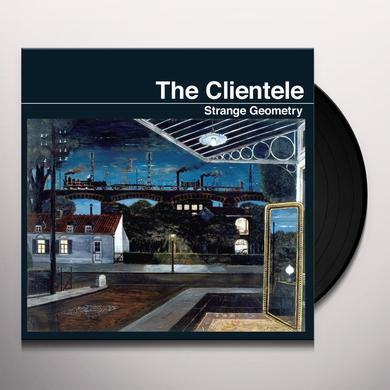 Clientele STRANGE GEOMETRY Vinyl Record - Digital Download Included