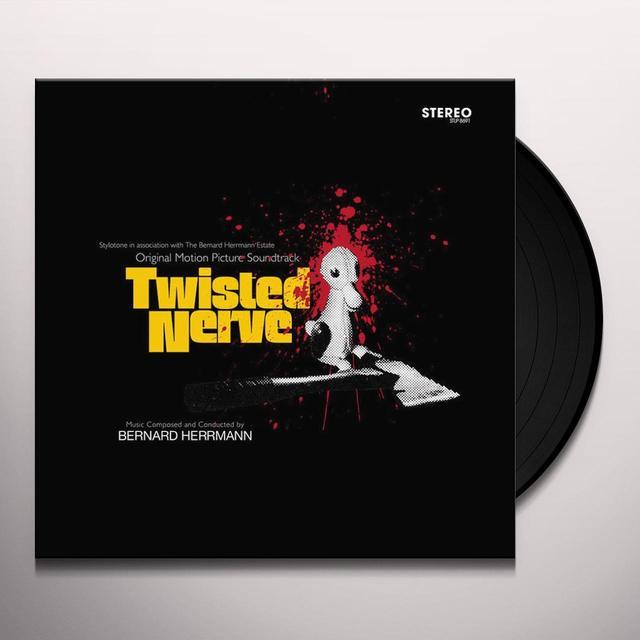 Bernard Herrmann TWISTED NERVE / O.S.T. Vinyl Record