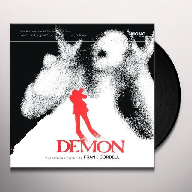 Frank Cordell DEMON / O.S.T. Vinyl Record