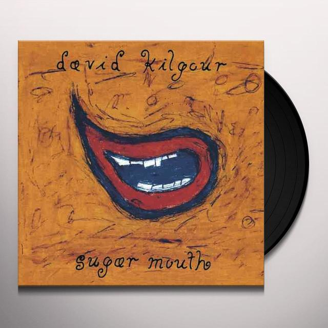 David Kilgour SUGAR MOUTH Vinyl Record