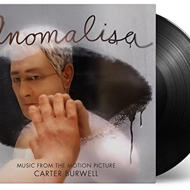 Carter Burwell ANOMALISA / O.S.T. Vinyl Record