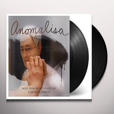Carter Burwell ANOMALISA / O.S.T. Vinyl Record - Holland Import
