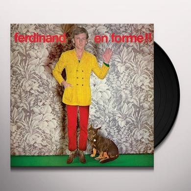 Ferdinand Richard EN FORME!! Vinyl Record