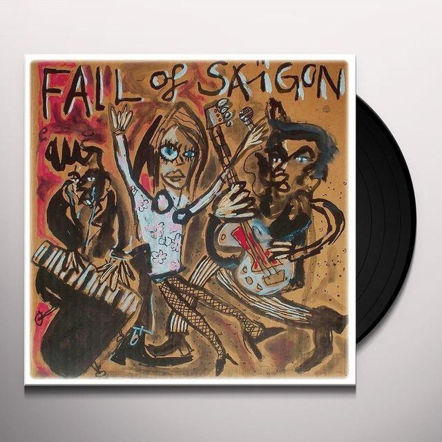 FALL OF SAIGON 1981-1984 Vinyl Record