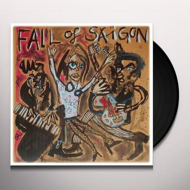 FALL OF SAIGON 1981-1984 Vinyl Record - Italy Import