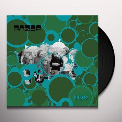 PAZOP Vinyl Record