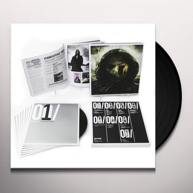Porcupine Tree DELERIUM (BOX) Vinyl Record