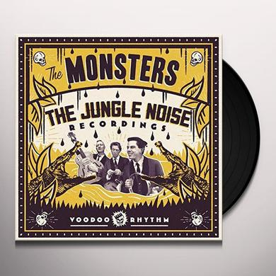 Monsters JUNGLE NOISE RECORDINGS Vinyl Record - w/CD