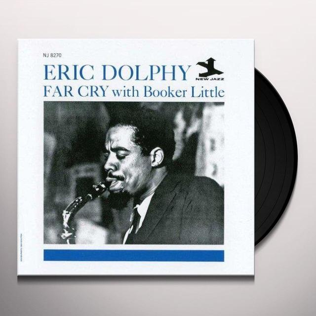 Booker Little / Eric Dolphy FAR CRY Vinyl Record
