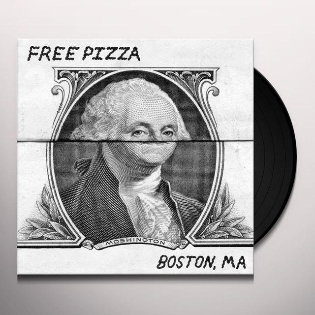 FREE PIZZA BOSTON MA Vinyl Record