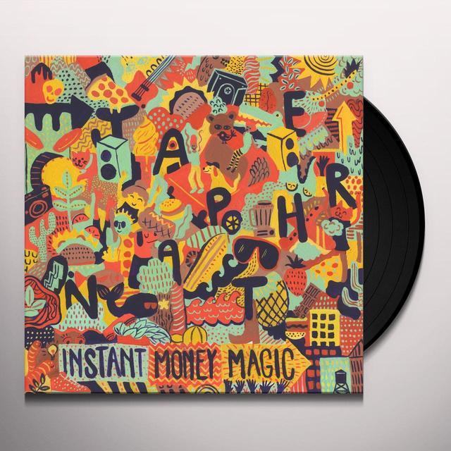 Japanther INSTANT MONEY MAGIC Vinyl Record