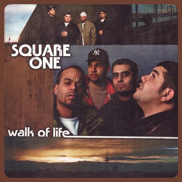 Square One WALK OF LIFE: 15TH ANNIVERSARY Vinyl Record
