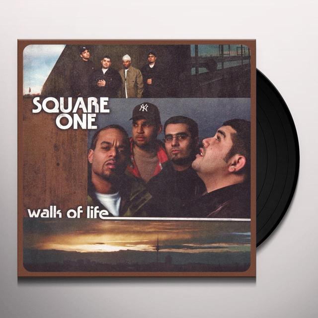 Square One WALK OF LIFE: 15TH ANNIVERSARY Vinyl Record - Gatefold Sleeve, Remastered