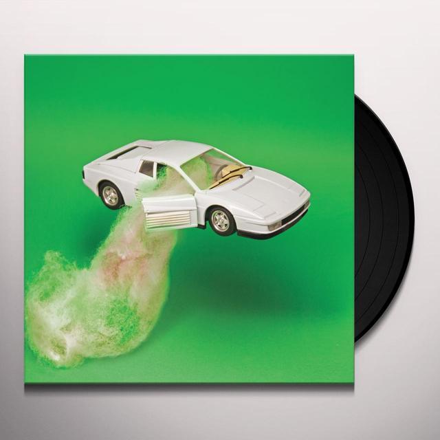 YONI & GETI TESTAROSSA Vinyl Record
