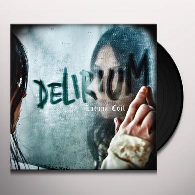 Lacuna Coil DELIRIUM  (DLI) Vinyl Record - Gatefold Sleeve