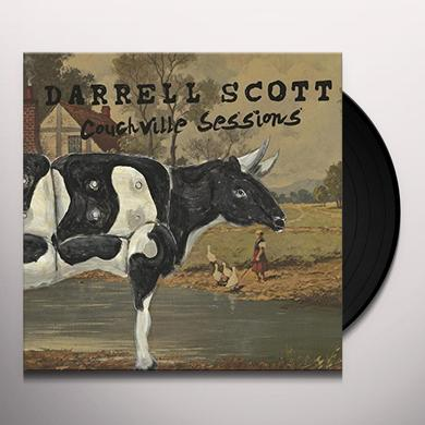 Darrell Scott COUCHVILLE SESSIONS Vinyl Record - Gatefold Sleeve, Digital Download Included