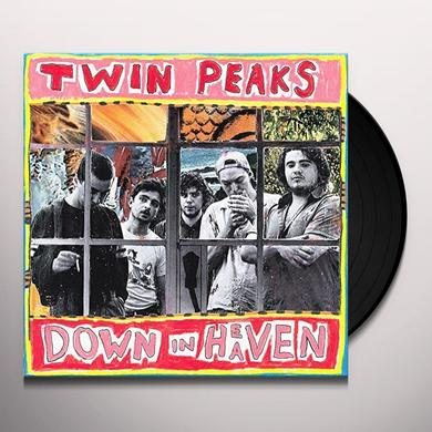 Twin Peaks DOWN IN HEAVEN Vinyl Record