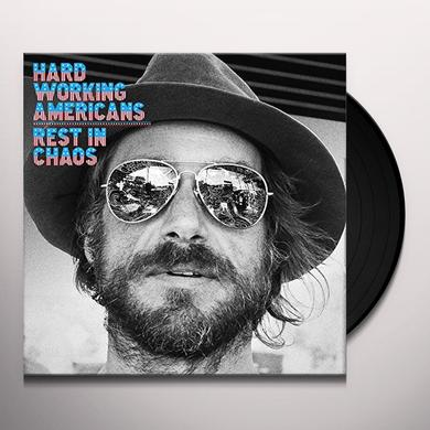 Hard Working Americans REST IN CHAOS Vinyl Record