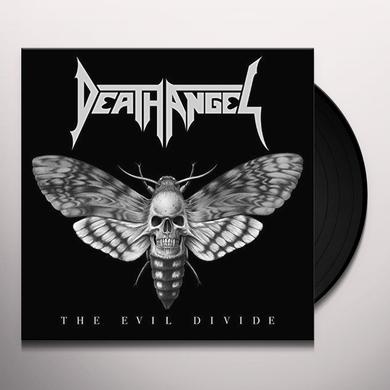 Death Angel EVIL DIVIDE Vinyl Record - Gatefold Sleeve
