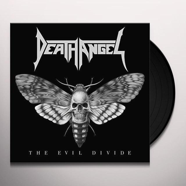 Death Angel EVIL DIVIDE Vinyl Record - Gatefold Sleeve