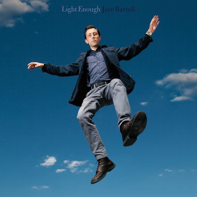 Jaye Bartell LIGHT ENOUGH Vinyl Record