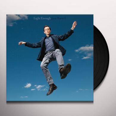 Jaye Bartell LIGHT ENOUGH Vinyl Record