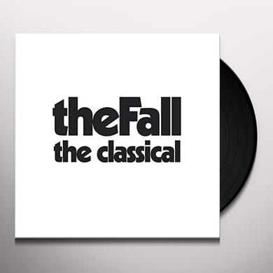 Fall CLASSICAL Vinyl Record - 180 Gram Pressing