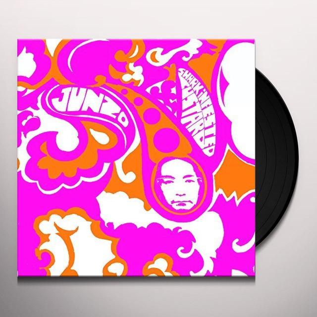 Suzuki Junzo SHARK-INFESTED CUSTARD Vinyl Record