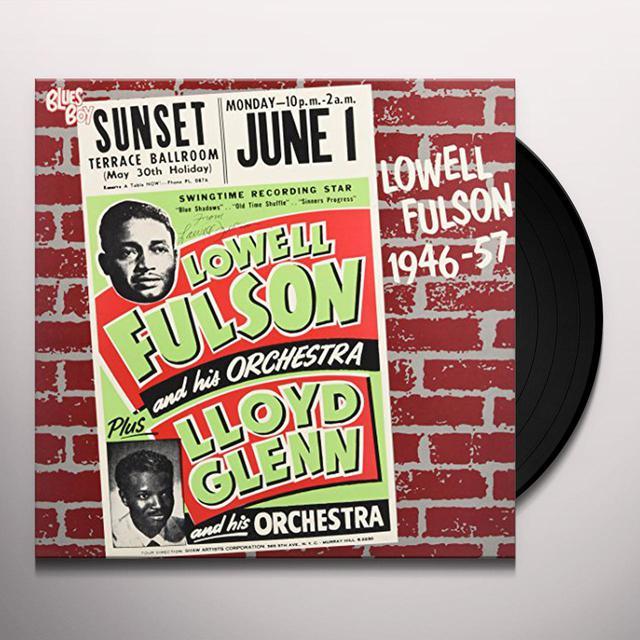 Lowell Fulson BLUES Vinyl Record