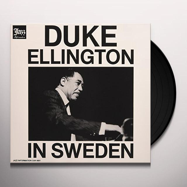 Duke Ellington IN SWEDEN Vinyl Record