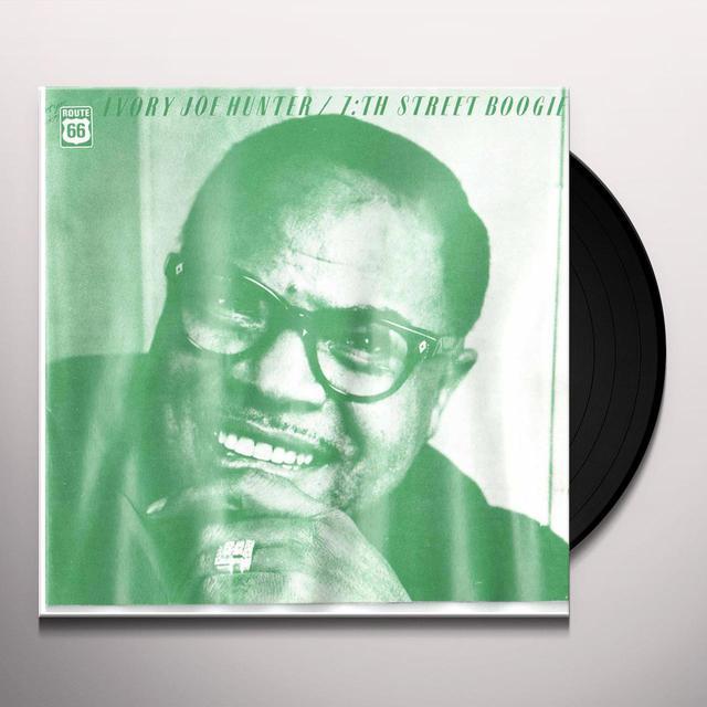 Ivory Joe Hunter 7TH STREET BOOGIE Vinyl Record