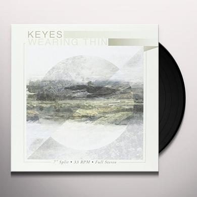 KEYES / WEARING THIN - SPLIT EP Vinyl Record