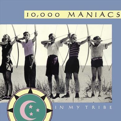 10 000 Maniacs IN MY TRIBE Vinyl Record