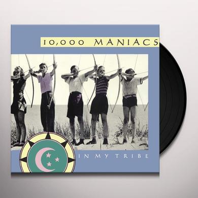 10 000 Maniacs IN MY TRIBE Vinyl Record - 180 Gram Pressing