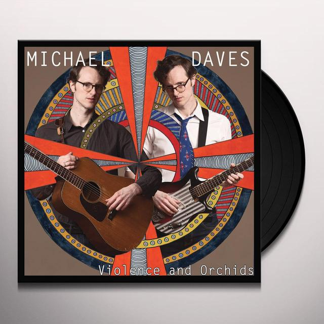 Michael Daves VIOLENCE & ORCHIDS Vinyl Record
