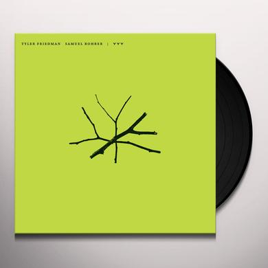 Tyler Friedman / Samuel Rohrer YYY Vinyl Record