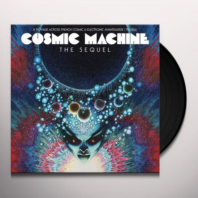 COSMIC MACHINE SEQUEL: VOYAGE ACROSS FRENCH / VAR Vinyl Record