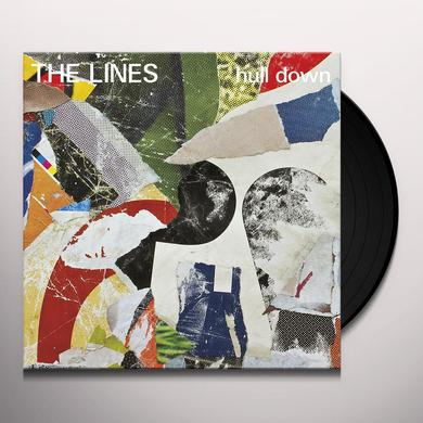 LINES HULL DOWN Vinyl Record