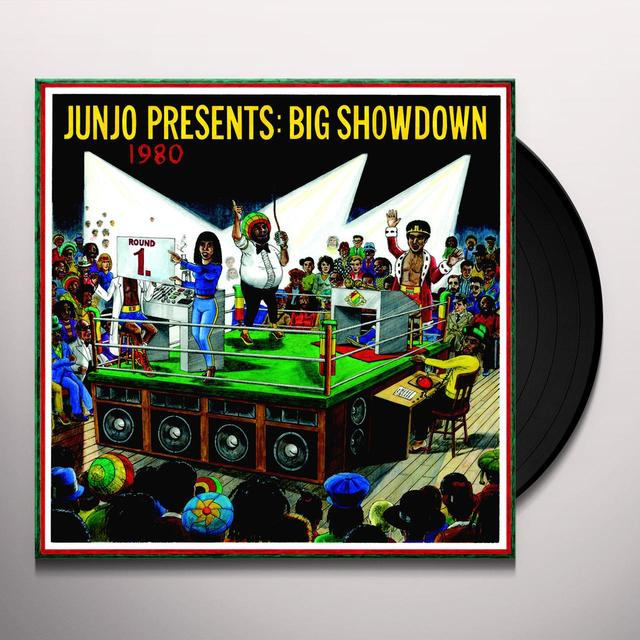 Henry Junjo Lawes JUNJO PRESENTS: BIG SHOWDOWN Vinyl Record