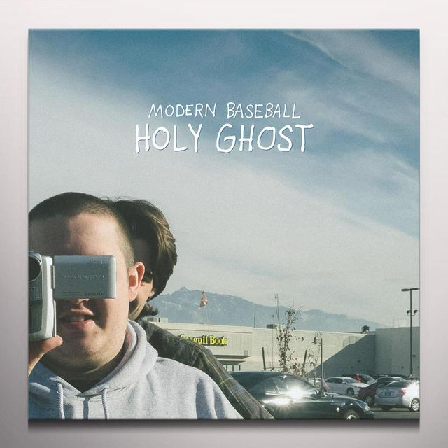 Modern Baseball HOLY GHOST Vinyl Record
