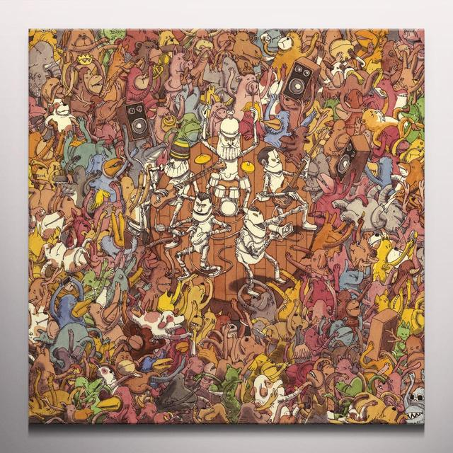 Dance Gavin Dance TREE CITY SESSIONS Vinyl Record - Colored Vinyl