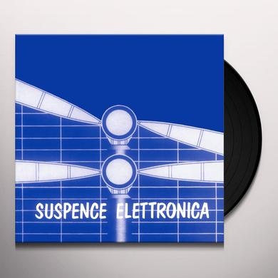 Piero Umiliani As Tusco SUSPENCE ELETTRONICA Vinyl Record