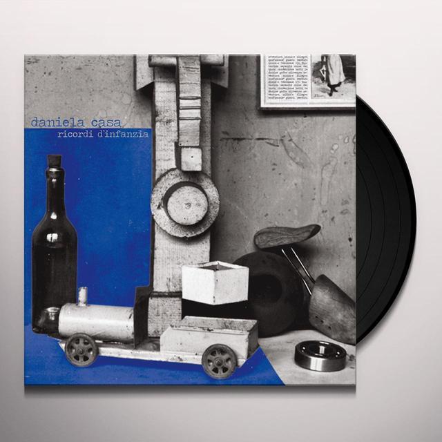 Daniela Casa RICORDI D'INFANZIA Vinyl Record
