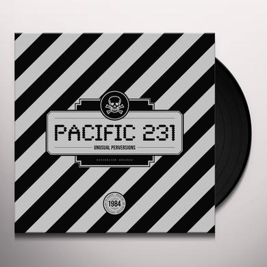 Pacific 231 UNUSUAL PERVERSIONS Vinyl Record